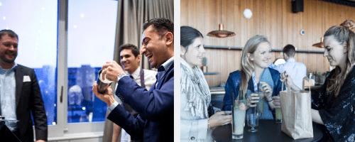 En fredagsbar med Cocktail Company?