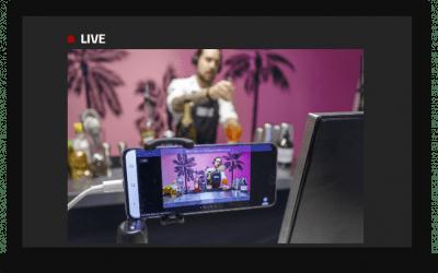 Tag venner og kolleger med til Virtuelt Cocktailkursus